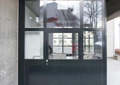 Eingang, Sackzelg Zürich
