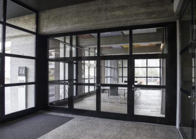 Erdgeschossverglasung Zürich