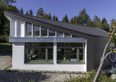 Fenster Kindergarten Reidholz Richterswil
