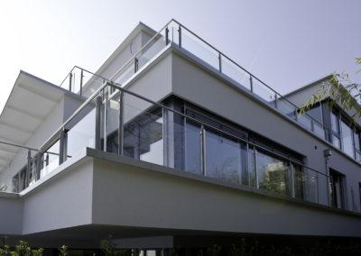 Terrassengeländer, Thalwil