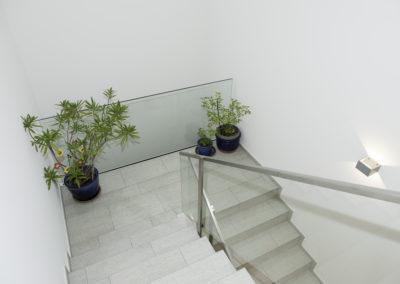 Treppengeländer, Thalwil