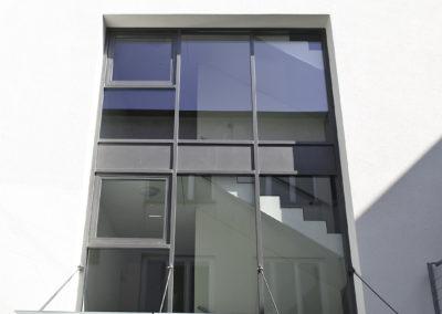 Treppenhausverglasung, Horgen